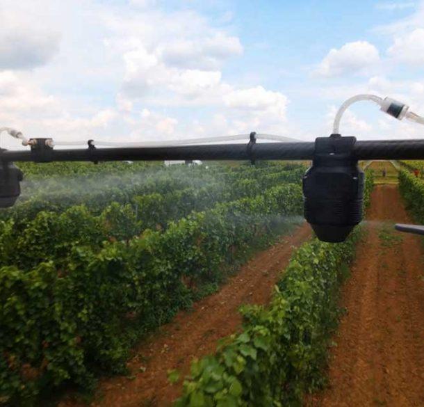 Így támogatják a drónok a precíziós gazdálkodást