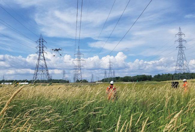Elektromos hálózat felmérés