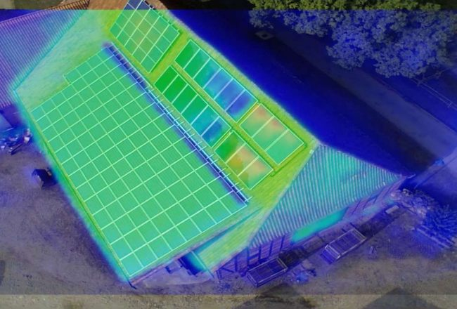 How a thermal camera can help your farming!