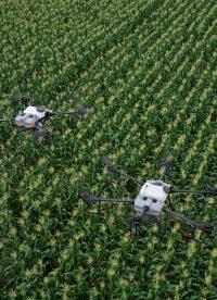 Drónok és szoftverek a hazai agrárium szolgálatában